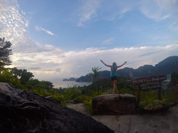 Koh Phi Phi islands. Thailand