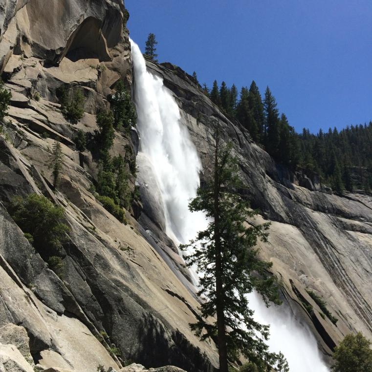 Nevada Falls